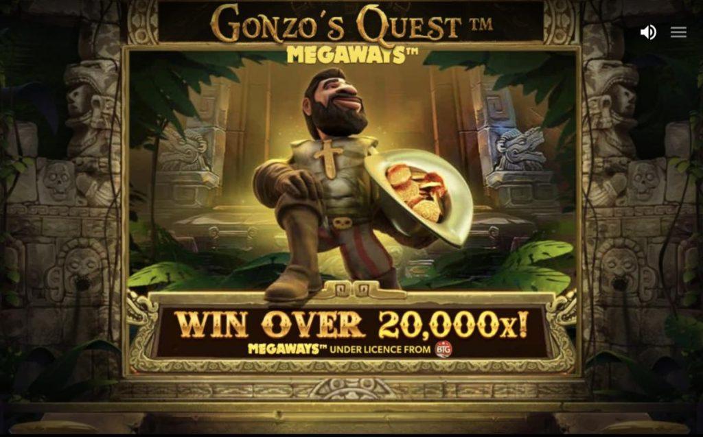 Gonzo's Quest Megaways-เกม