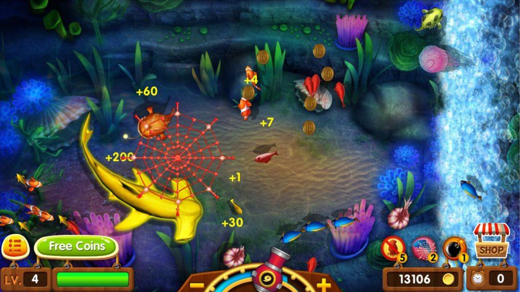 เกม ยิงปลาออนไลน์-เกม